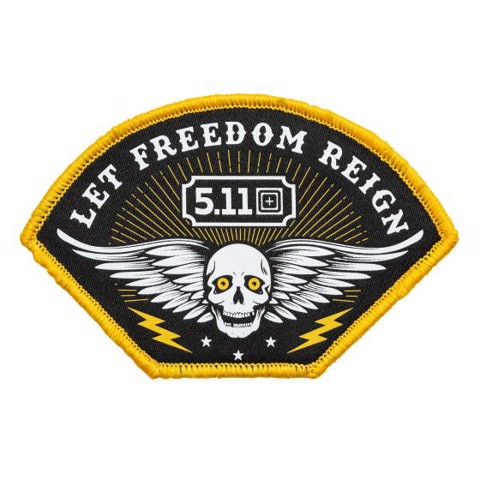 LET FREEDOM REIGN PATCH