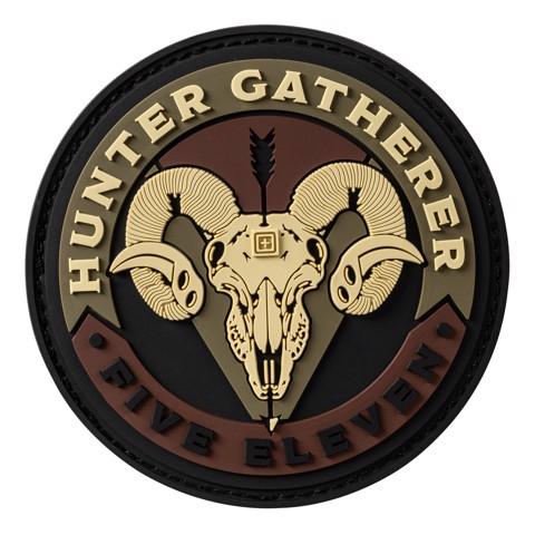 HUNTER GATHERER PATCH 225 : MILITARY GRN