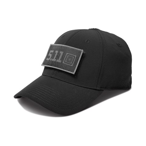 Nón 5.11 Tactical HAWKEYE A FLEX CAP - Black