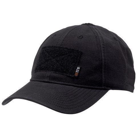 Flag Bearer Cap - Black
