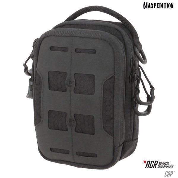 Maxpedition CAP COMPACT ADMIN POUCH - Black