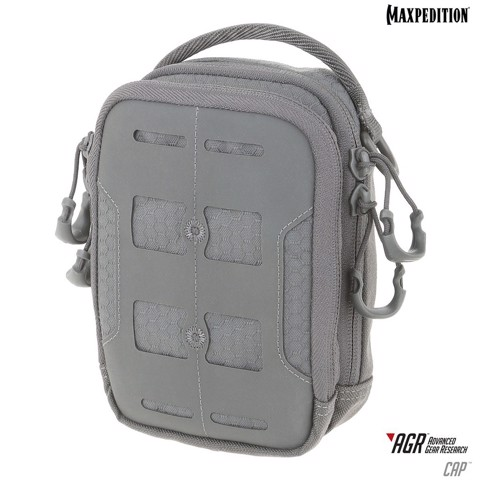 Maxpedition CAP COMPACT ADMIN POUCH - Gray