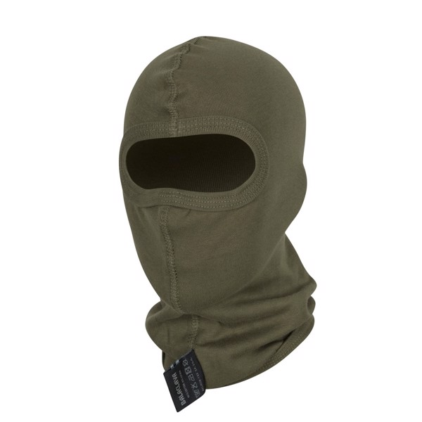 BALACLAVA - COTTON - Olive Green