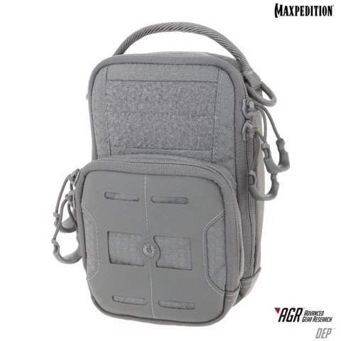 Maxpedition DEP DAILY ESSENTIALS POUCH - Grey