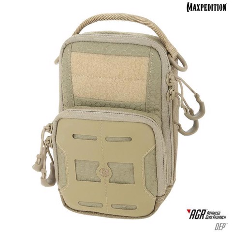 Maxpedition DEP DAILY ESSENTIALS POUCH - Tan