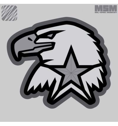 EAGLE STAR EMB MORALE PATCH