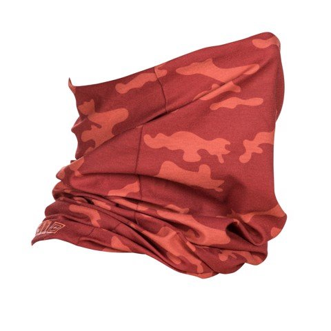 HALO NECK GAITER - Red Sand Camo