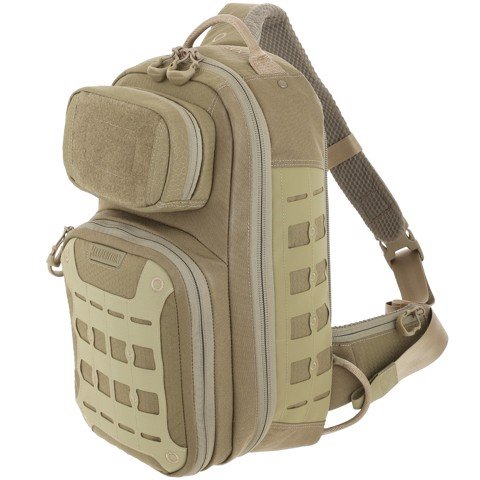 Balo Maxpedition GRIDFLUX v2.0 - Tan