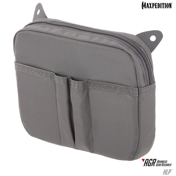 Pouch Maxpedition HLP Hook & Loop - Gray