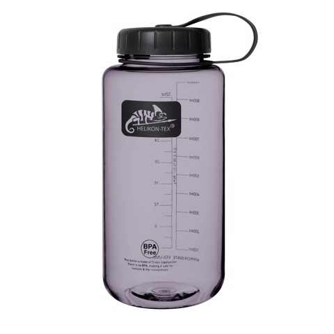 TRITAN™ BOTTLE WIDE MOUTH (1 LITER) - Black
