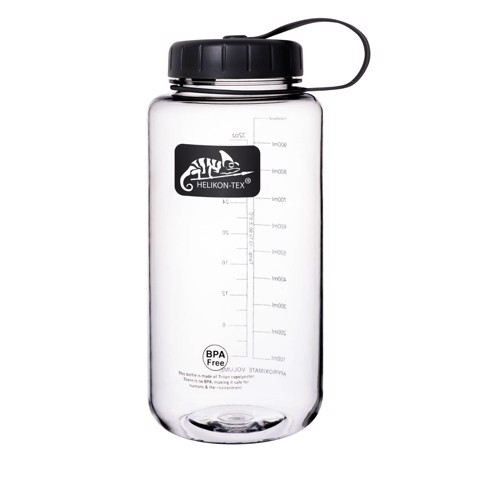 TRITAN™ BOTTLE WIDE MOUTH (1 LITER) - Clear