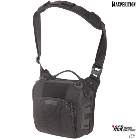 Túi Maxpedition LOCHSPYR™ CROSSBODY 5.5L - Black