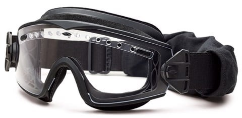 Lopro Regulator Goggle - Black