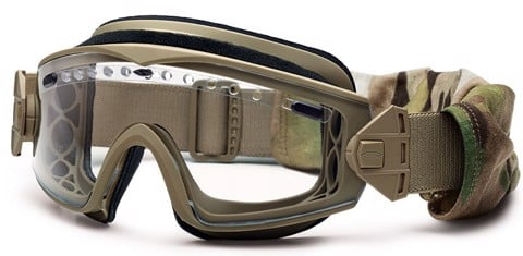 Lopro Regulator Goggle - Tan 499