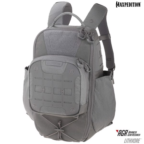Balo Maxpedition LITHVORE™ 17L - Gray