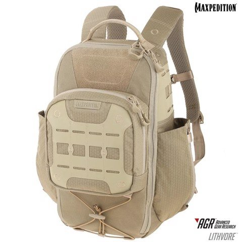 Balo Maxpedition LITHVORE™ EVERYDAY 17L - Tan