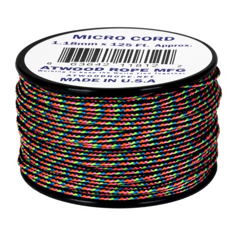 1.18mm Micro Cord - 100ft