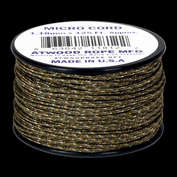 Dây 1.18mm Micro Cord - Multicam