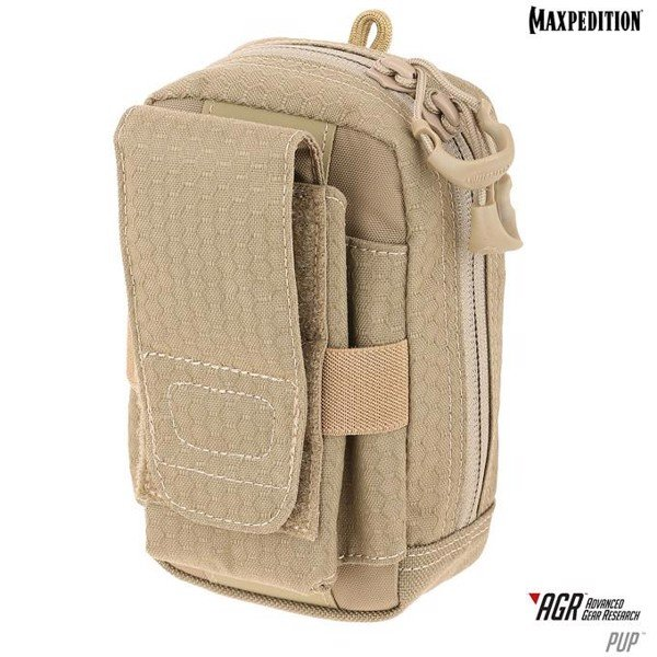 Maxpedition PUP PHONE UTILITY POUCH - Tan