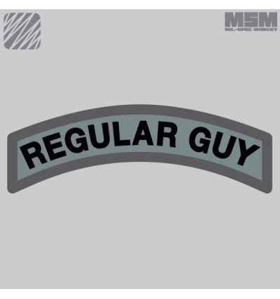 REGULAR GUY