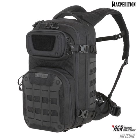 Balo Maxpedition RIFTCORE™ CCW-ENABLED 23L - Black