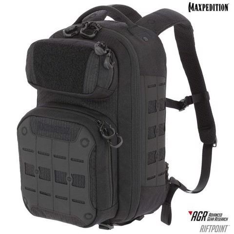 Balo Maxpedition Riftpoint CCW-Enabled 15L - Black