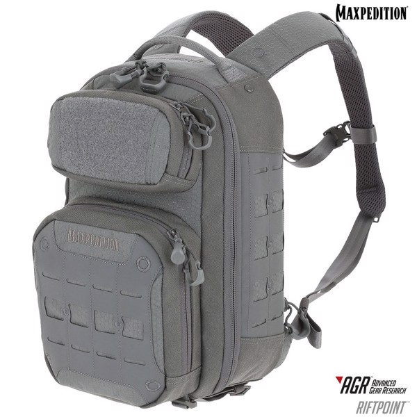 Balo Maxpedition Riftpoint CCW-Enabled 15L  - Gray