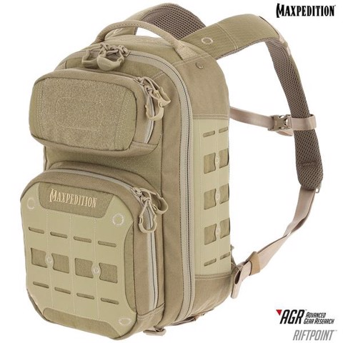 Balo Maxpedition RIFTPOINT CCW-ENABLED 15L - Tan