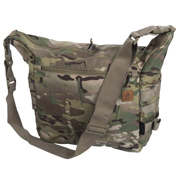 BUSHCRAFT SATCHEL BAG® - CORDURA®- Multicam