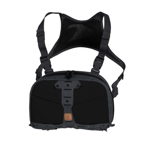 Túi Chest Pack Numbat® - Black / Shadow Grey