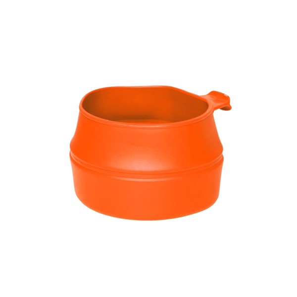 Wildo® FOLD-A-CUP® - TPE - Orange