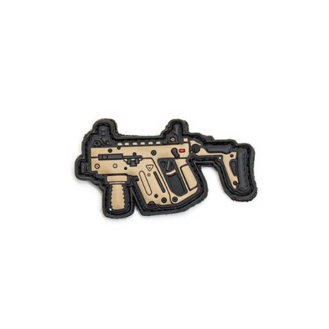 KRISS VECTOR DESERT PATCH