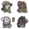 TACTICAL ASSAULT BUNNY  PATCH