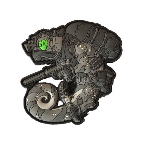 Tacopsgear Tactical Chameleon Legion NightsTalker V3 Patch