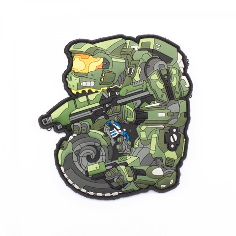 CHAMELEON LEGION JOHN-117 PATCH