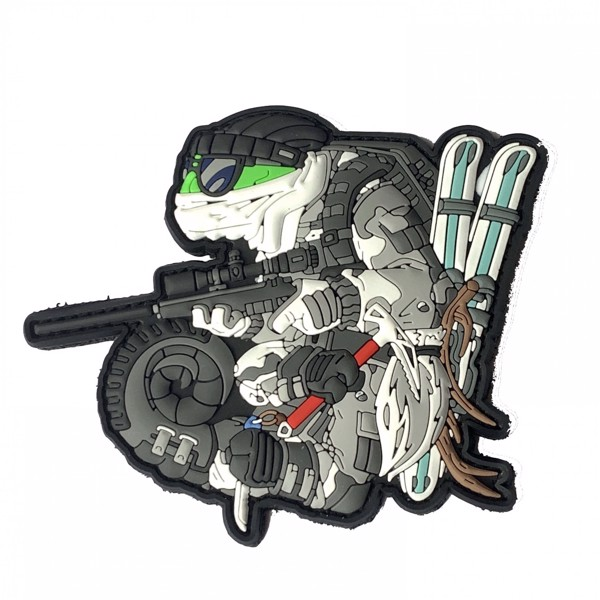 CHAMELEON LEGION WINTER ARCTIC HUNTER PATCH