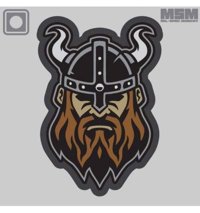 VIKING HEAD 1 MORALE PATCH