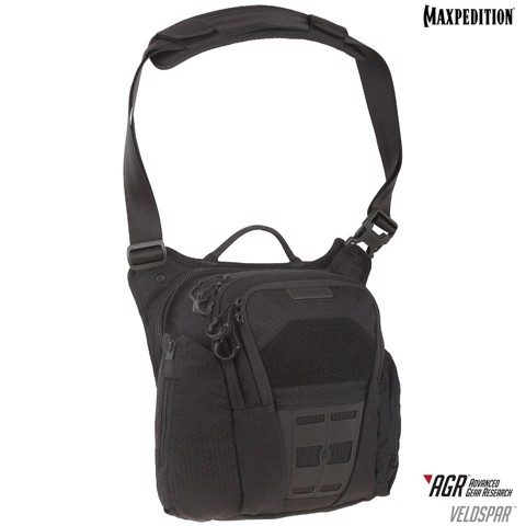 Túi Maxpedition VELDSPAR™ CROSSBODY 8L - Black