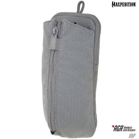 Maxpedition XBP Expandable Bottle Pouch - Gray