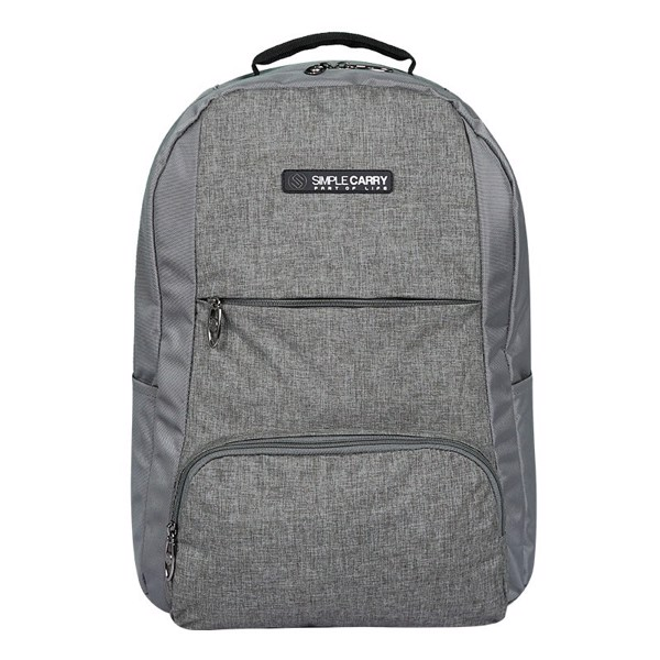 Balo Laptop Simplecarry B2B15 Grey