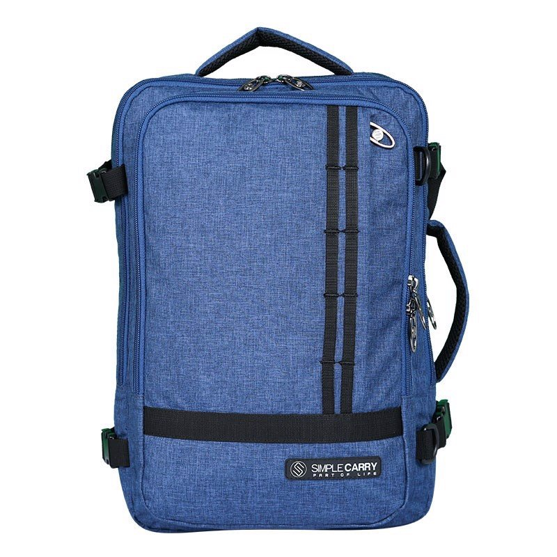 Balo Laptop Simplecarry TWB Navy