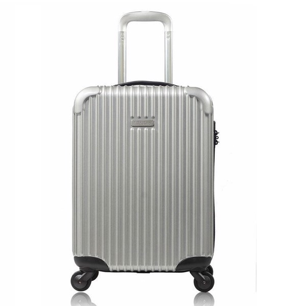 Vali Du Lịch Simplecarry Sirolley Silver