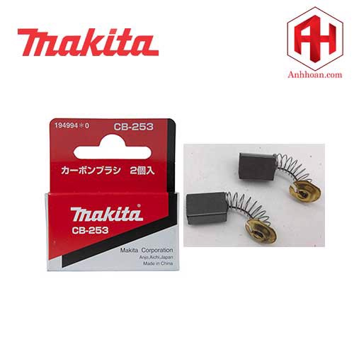 Chổi than 194547-5 Makita CB-253