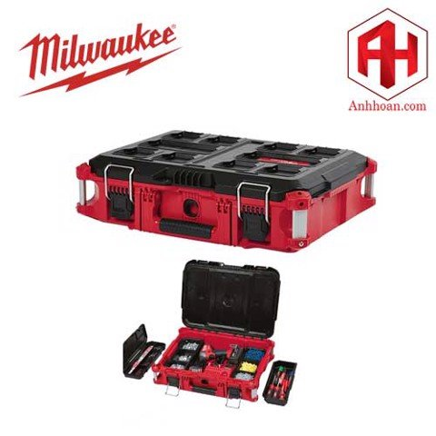 Milwaukee Packout Hộp đựng dụng cụ 48-22-8424