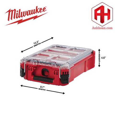 Milwaukee Packout Hộp đựng dụng cụ 48-22-8435