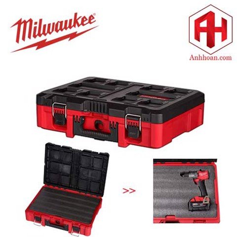 Milwaukee Packout Hộp đựng dụng cụ 48-22-8450