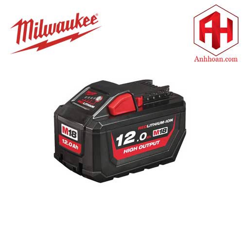 Milwaukee Pin Li-Ion M18B12 RedLithium (18V:12Ah)