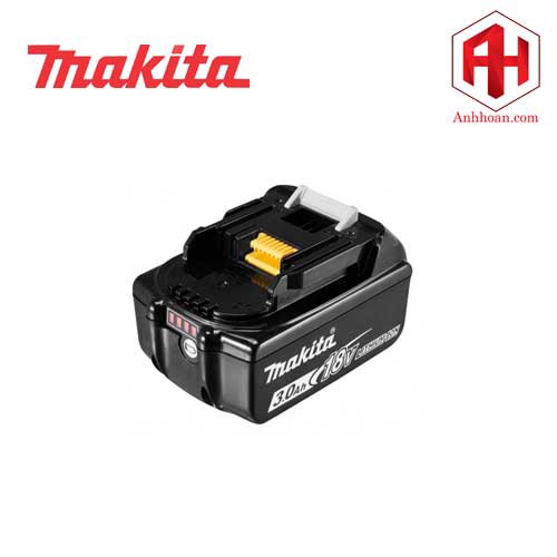 Pin Makita 18V 3.0Ah BL1830B Li-Ion