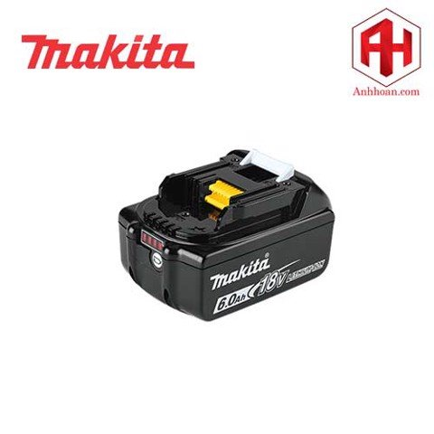 197422-4 Pin Makita 18V 6.0Ah BL1860B Li-Ion