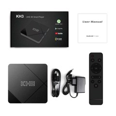 Tv Box Mecool KH3 Android 10 new 2021